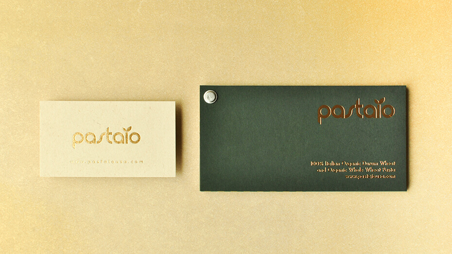 brochure pastaio